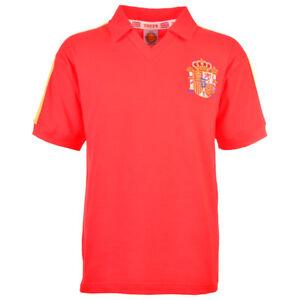 TOFFS Spain 1982 World Cup Retro Football Shirt