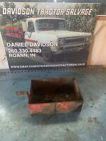 IH Farmall 300 350 400 450 Tool Box  Antique Tractor NICE ONE!!