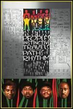 "A Tribe Called Quest PEOPLES INSTINCTIVE 24"" x 36"" LARGE Rap/Hip Hop POSTER"