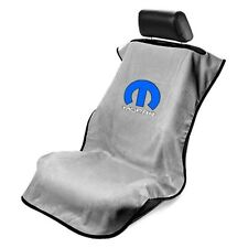 Grey Mopar Seat Armour Seat Cover/Seat Towel