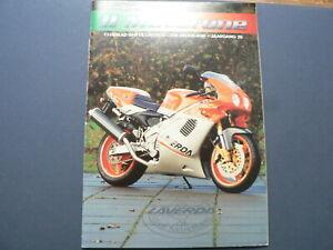 IL MOTODRONE CLUBBLAD LAVERDA CLUB NEDERLAND  NO 6 2000 DUCATI CLUBRACE