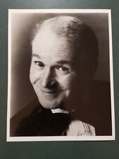 Red Buttons Autographed 8x10 photo - JSA - pose 2