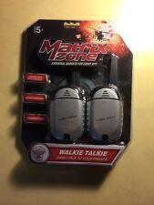 Kids Walkie Talkies -age 5+ -Matrix Zone Walkie Talkie