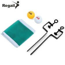Portable Table Tennis Set Net Ping Pong Ball Fix Equipment