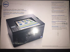 NEW Dell C1760nw Color LED Laser Workgroup Wireless Printer
