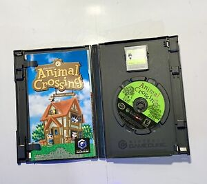 Nintendo Gamecube Animal Crossing Tested & Complete w/ Memory Card.
