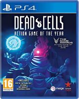 Dead Cells Action Game of the Year Sony Playstation 4 PS4 Game