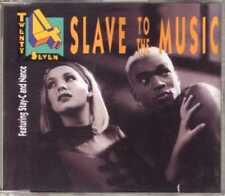Twenty 4 Seven - Slave To The Music - CDM - 1993 - Eurodance 4TR Stay-C Nance