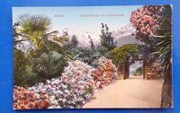 Cartolina MERANO ( Bozen, Alto Adige ) Schutzhutte auf dem Tappeinerweg