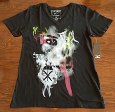 Casualties Of Summer V-Neck Tee Mens Size XXL NWT