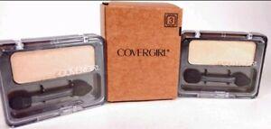 2 COVERGIRL Eye Enhancers eyeshadow CHAMPAGNE