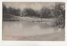 The Ford Of The River Jordan Vintage Postcard 943a