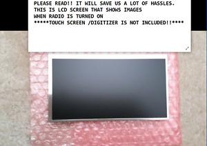 ALPINE INE-W927HD INEW927HD ALPINE ICS-X7HD ICSX7HD GENUINE LCD SCREEN NO RADIO