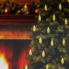 GKI / Bethlehem Lighting Luminara Christmas Candle Light Set 5-Inch Bronze