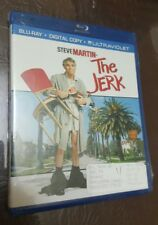 *New & Sealed* The Jerk (2013, Blu-ray) Steve Martin Comedy, Region A USA Import