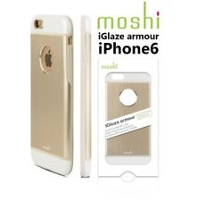 Funda Moshi Iglaze Armour para iPhone 6 oro