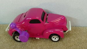 *1972* Aurora wind-up Imposters Willys expanding drag coupe Made in Japan