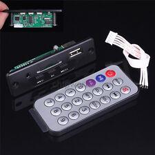 5-12V Mini IR MP3 Decoder Board Support USB/SD/MMC Card Remote Control