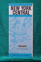 1956 Details about  /NEW YORK CENTRAL PUTNAM DIVISION FORM 114 PASSENGER TIMETABLE OCTOBER 28