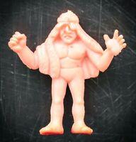 M.U.S.C.L.E MUSCLE MEN #62 Kinnikuman 1985 Mattel RARE Vintage Flesh Color Toy