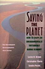 Saving the Planet by Sandra Postel, Christopher Flavin, and Lester R. Brown