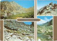 AK Ansichtskarte Vysoke Tatry / Tschecheslowakei CSSR - 1981