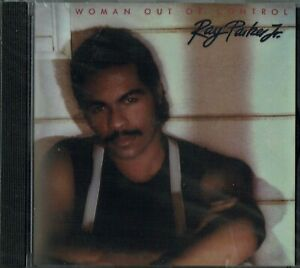 RAY PARKER JR. - CD - Woman Out Of Control (9 Tracks) Funky Town Grooves. New
