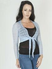 Viscose Long Jumpers & Cardigans for Women