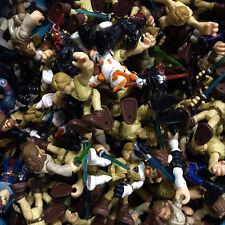 """Random Lot 5pcs Playskool Heroes Star Wars Galactic Heroes 2.5"""" figure Boy Toy"""
