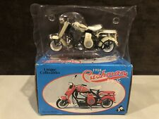 Vintage Unique Collectibles 1958 Cushman Eagle Metal Diecast Scooter J&R