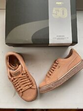 Puma Girls Coral Suede X Chain Sneaker Size 12 New