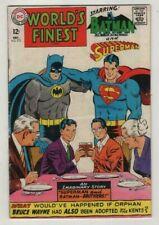WORLDS FINEST # 172**SUPERMAN & BATMAN **1967*** FINE 6.0