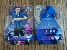 Topps Crystal 2019/20 UCL Lautaro Martinez #74 Mint Condition