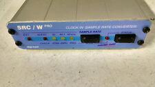DIGI TOOL SRC/ W PRO  clock in sample rate converter USED