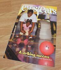 Disney Eyes & Ears Cast Member Exclusive Volume 40 #2 2010 Striking Success