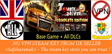 Zombie Driver HD Complete Edition Steam key NO VPN Region Free UK Seller
