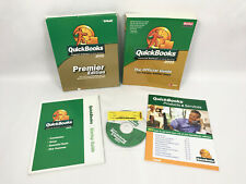 Intuit QuickBooks Premier 2005 Manufacturing and Wholesale Edition COMPLETE