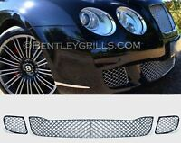 Bentley GT Speed and Standard GT Grille Bright Chrome Grills GTC W12 2006-2010