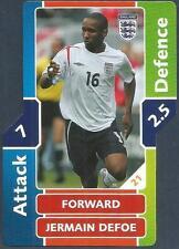 TOPPS MATCH ATTAX WORLD CUP 2006- #021-ENGLAND-JERMAIN DEFOE