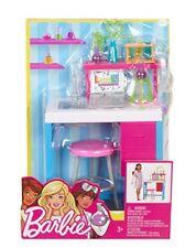 New Barbie Science Lab Playset Mattel