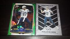 San Diego Chargers Philip Rivers LOT ** MUST HAVE **