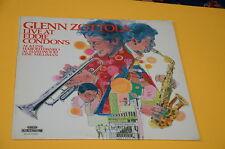 GLENN ZOTTOLA LP LIVE AT EDDIE CONDON'S TOP JAZZ ORIG 1981 SIGILLATO SEALED !