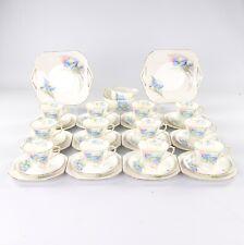 More details for art deco shelley, 12 place tea set