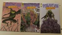 JENNIKA #1 2 3 1st print set teenage ninja turtles IDW comic 2020 NM lot 1-3