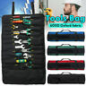 Oxford Pocket Tool Roll Spanner Wrench Tool Storage Bag Case Fold Up UK STOCK