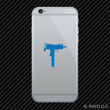 (2x) MAC10 Cell Phone Sticker Mobile mac-10 many colors