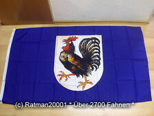 Fahne Flagge Hannover Seelze - 90 x 150 cm