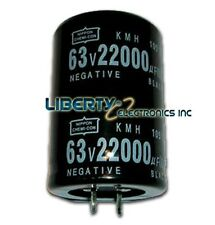 NEW 22000 uF by 63V ELECTROLYTIC CAPACITOR 70x35mm