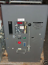 Westinghouse Ds-532 3200 Amp Trip Lsig Ac Air Power Circuit Breaker