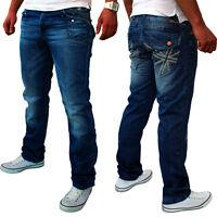 CIPO & BAXX Destroyed Cargo Style Washed Herren Man Jeans Hose Hose W30-W38 NEU